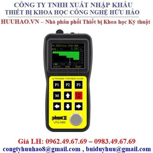 Máy đo độ dày A&B Scan Phase II Mỹ UTG-4000