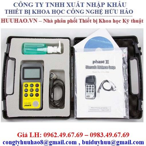 Máy đo độ dày ống PHASE II UTG-2650