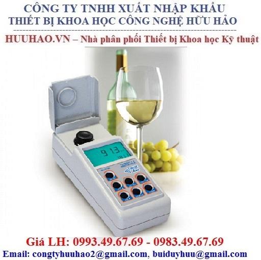 Máy đo độ đục cầm tay HANNA HI83749-02 (0.00 - 1200 NTU)