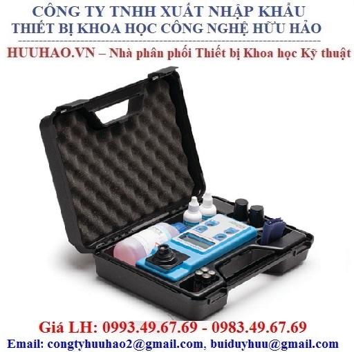 Máy đo độ đục cầm tay HANNA HI93703, HI93703C, HI93703-11