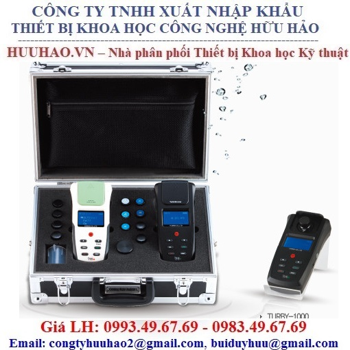 Máy đo độ đục cầm tay HUMAS Turby-1000