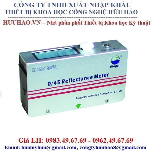 Máy đo độ mờ đục của lớp phủ Biuged BGD 581