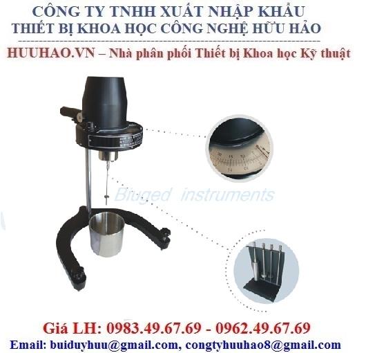 Máy đo độ nhớt hiện kim Biuged Model: BGD 151