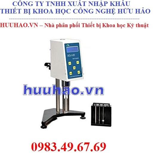 Máy đo độ nhớt hiện số NDJ-8S