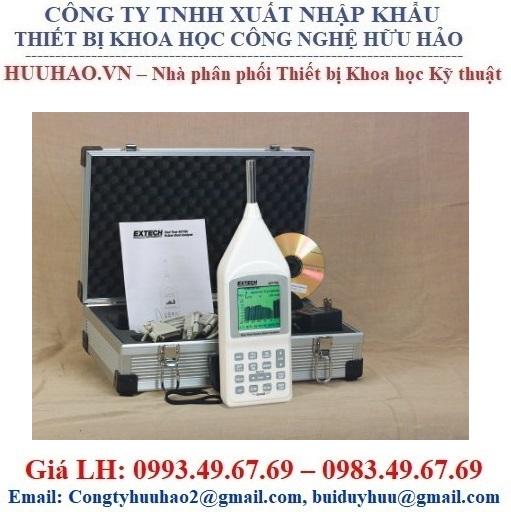 Máy đo âm thanh và phân tích dải tần 407790A