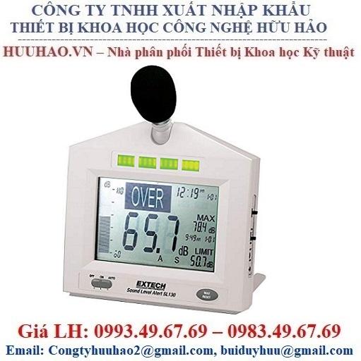 Máy đo âm thanh, Máy đo độ ồn SL130W