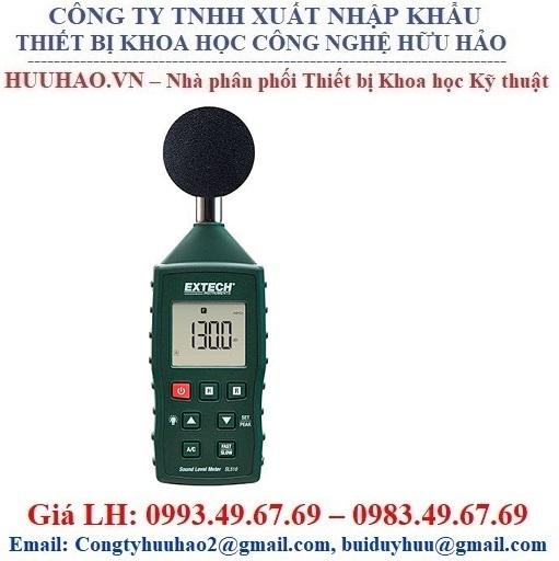 Máy đo âm thanh, Máy đo độ ồn SL510