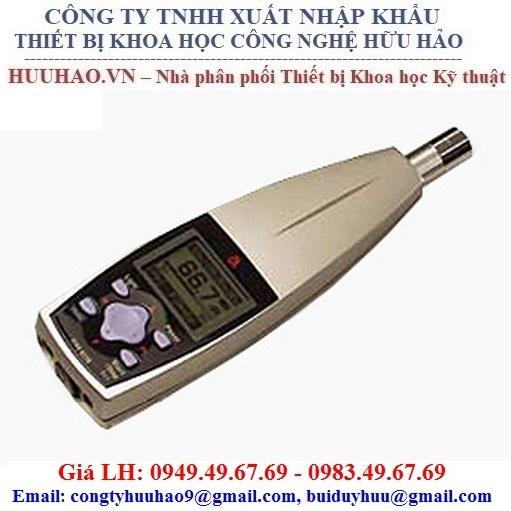 Máy đo tiếng ồn – âm thanh ACO 6230