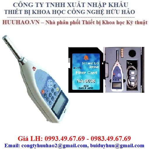 Máy đo độ ồn ACO 6236