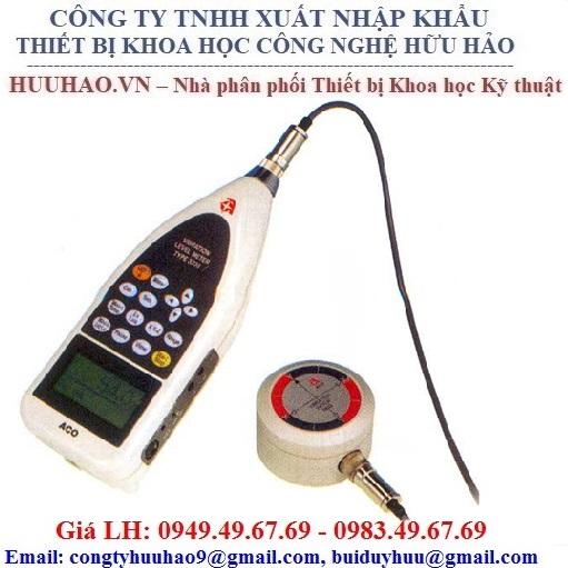 Máy đo độ rung động ACO Type 3233