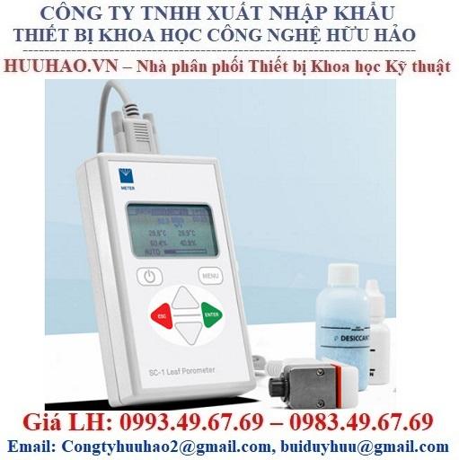 Máy đo hô hấp lá SC-1 Leaf Porometer