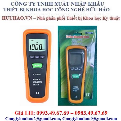 Máy dò khí Carbon Monoxit CO HT1000