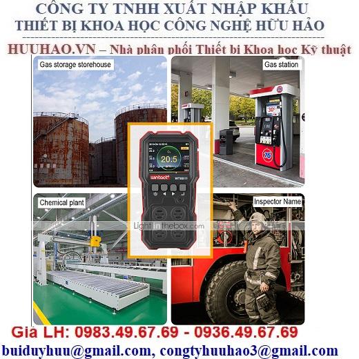 Máy đo nồng độ khí CO Wintact WT8806