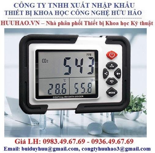 Máy đo và ghi nhiệt độ, độ ẩm HT- 2000 CO2