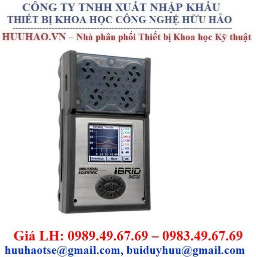 Máy đo khí độc đa chỉ tiêu MX6 iBRID