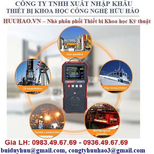 Máy đo nồng độ khí O2 Wintact WT8800