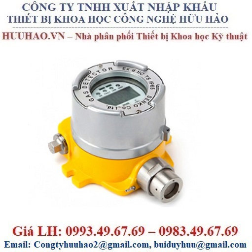 Máy dò khí SI-100 (CH4, O2, CO, H2S, SO2, NH3, H2)