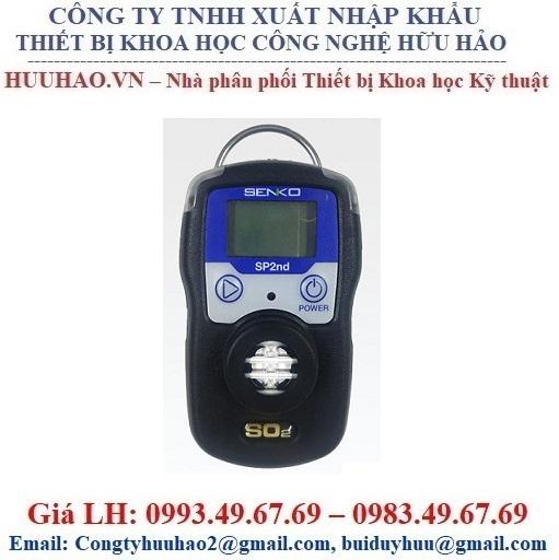 Máy đo khí SO2 Senko SP2nd SO2 (0~20ppm)