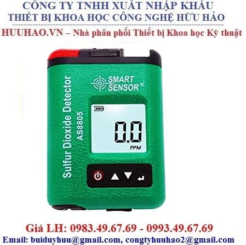 Máy đo nồng độ khí SO2 Smart Sensor AS8805