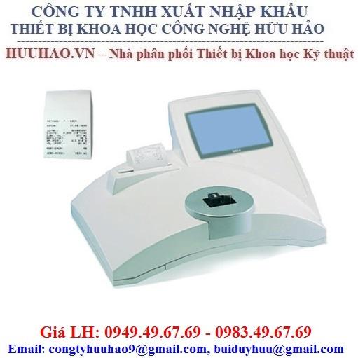 Máy đo mật độ tinh trùng bò, có máy in MINITUBE Model SDM6