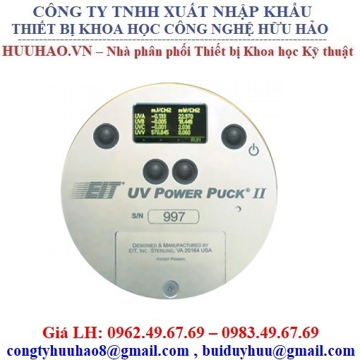 Máy đo năng lượng UV Power Puck