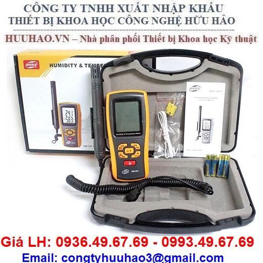 Máy đo nhiệt độ, độ ẩm GM1361