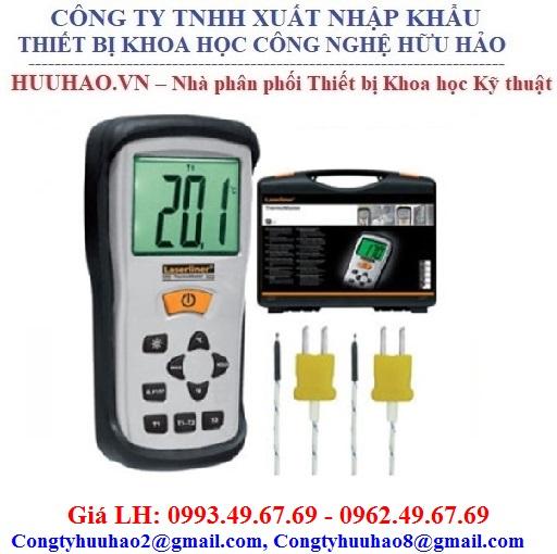 Máy đo nhiệt độ tiếp xúc laserline 082.035A