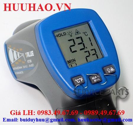 Thiết bị đo nhiệt độ sử dụng tia hồng ngoại