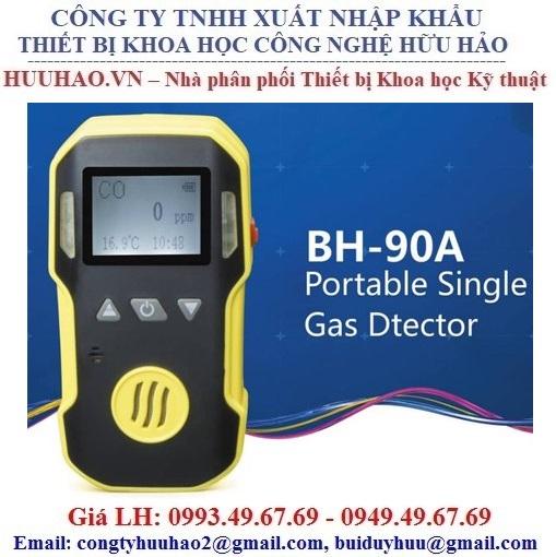 Máy đo các loại khí đơn O2, Gas, CO… BH-90A