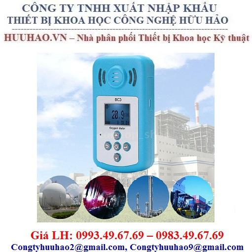Máy đo nồng độ khí Oxy trong không khí 803