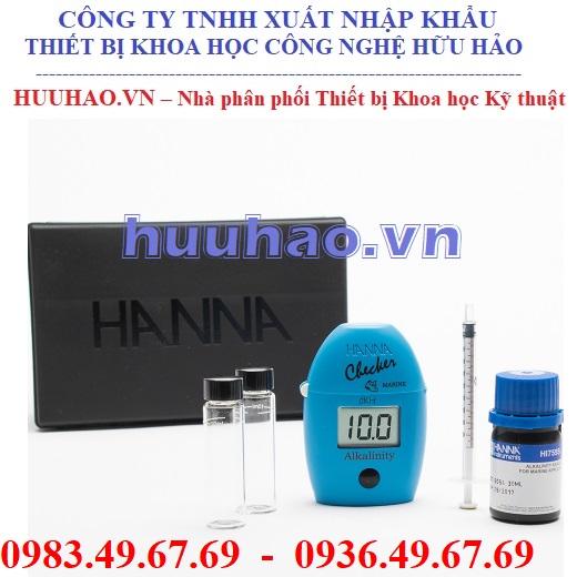 Máy đo độ kiềm nước mặn Hanna HI772