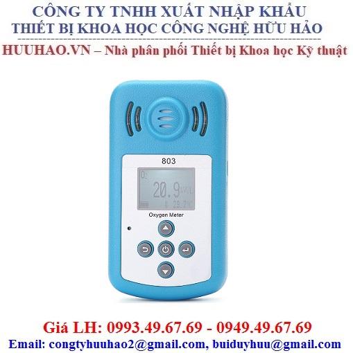 Máy đo nồng độ Oxy không khí KXL803