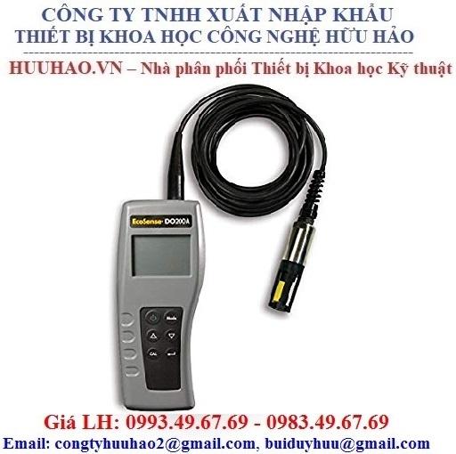 Thiết bị đo Oxy hòa tan cầm tay YSI DO200A