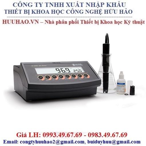 Máy Đo Oxy Hòa Tan để bàn HANNA HI 2400, HI2400-02