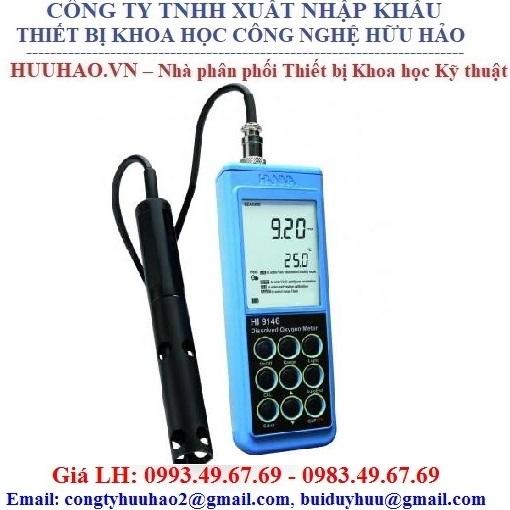 Máy đo Oxy hoà tan cầm tay HANNA HI 9146-04, HI9146-10