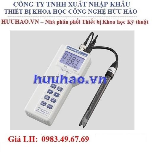 Máy đo pH cầm tay 392R