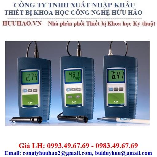 Máy đo pH /mV/nhiệt độ cầm tay AL20pH Aqualytic