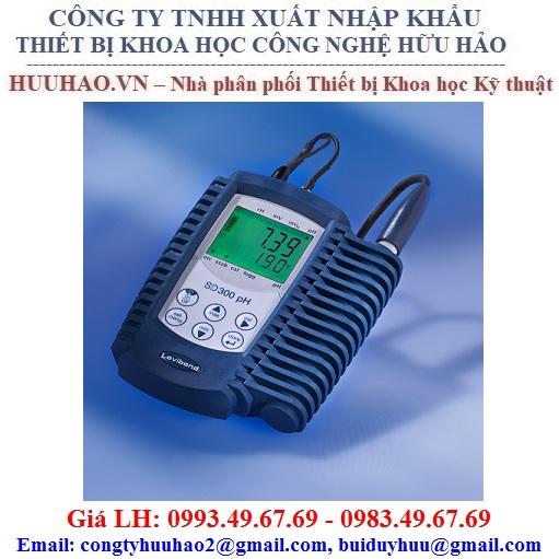 Máy đo pH /mV/nhiệt độ Aqualytic SD300pH