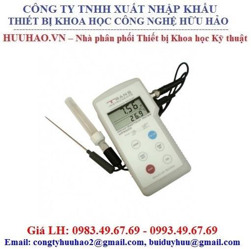 Máy đo pH / mV / nhiệt độ cầm tay WalkLAB HP9000
