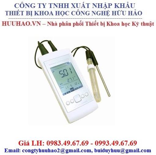 Máy đo pH / mV / nhiệt độ cầm tay WalkLAB HP9010