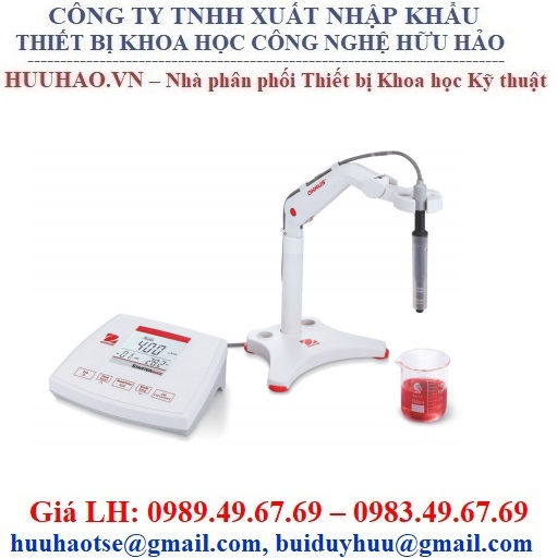 Máy đo pH để bàn Ohaus Starter 3100