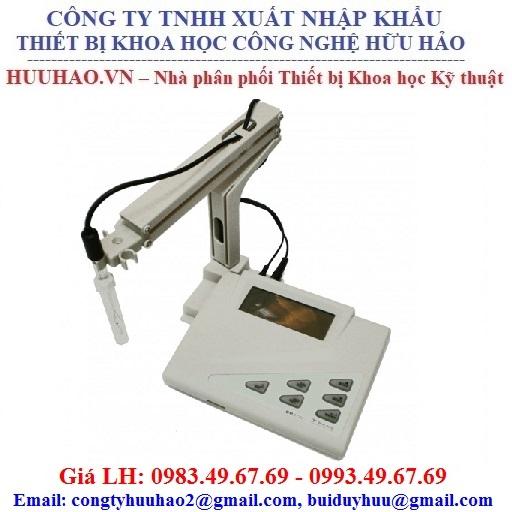 Máy đo pH / mV / nhiệt độ để bàn BP3001