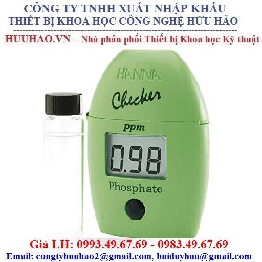 Máy đo Phosphate HANNA HI 713, HI 717