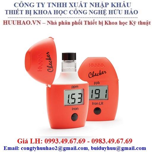 Máy đo sắt HANNA HI721