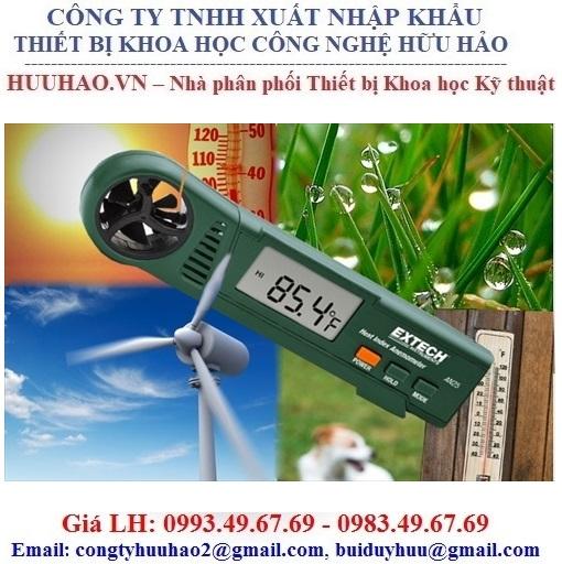 Máy đo tốc độ gió Extech AN25