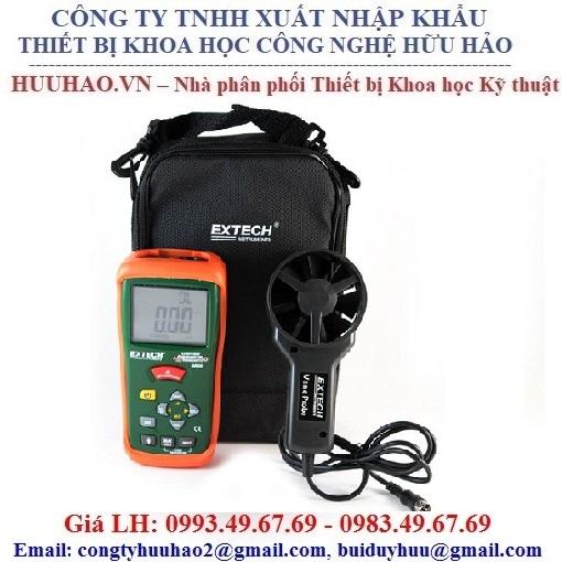 Máy đo tốc độ gió Extech AN100