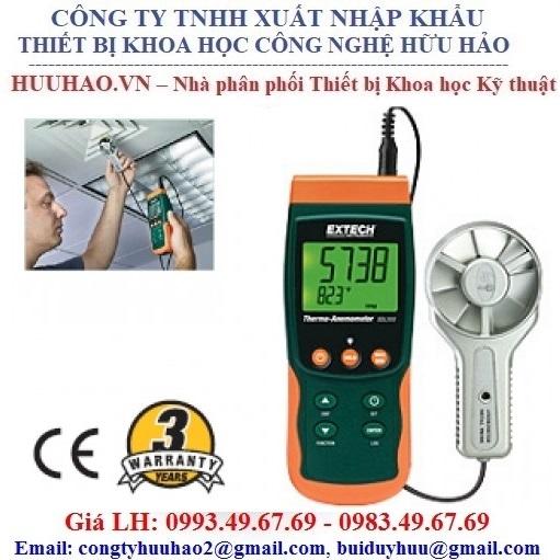 Máy đo tốc độ gió EXTECH SDL300
