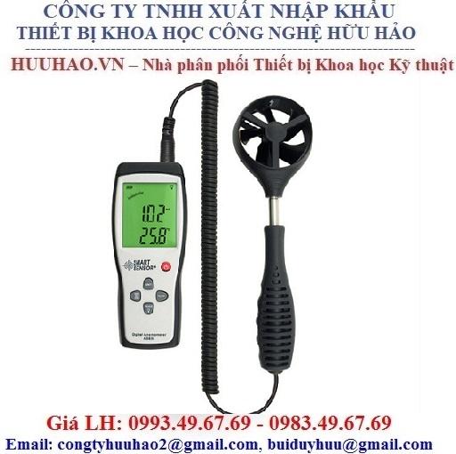 Máy đo tốc độ gió Smartsensor AS836
