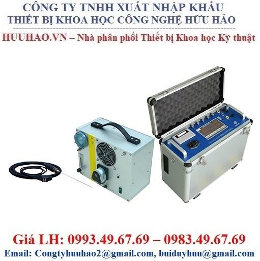 Máy phân tích khí thải di động Gasboard 3800P