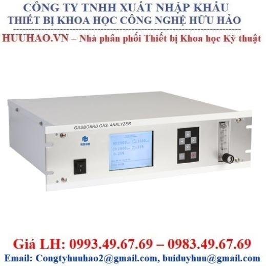 Máy phân tích khí thải online Gasboard 3000